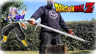 Casting Trunks Sword - Dragon Ball Z