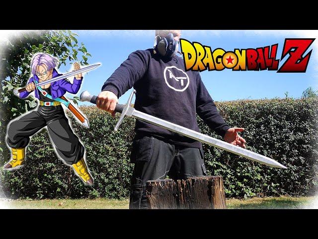 Casting Trunks Sword - Dragon Ball Z
