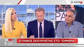 Σκουρλέτης: Κάνει τον μάγκα ο Μητσοτάκης με τις πλάτες του ΣΥΡΙΖΑ