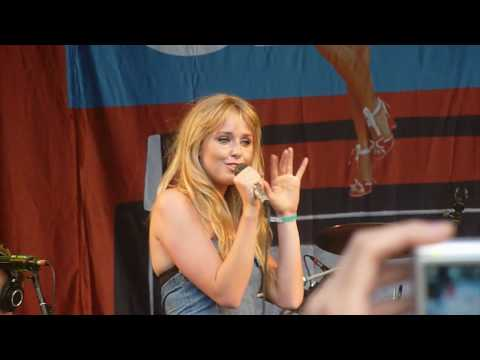 Diana Vickers. Jumping into Rivers. Put it back together. Thetford Forest. HD.