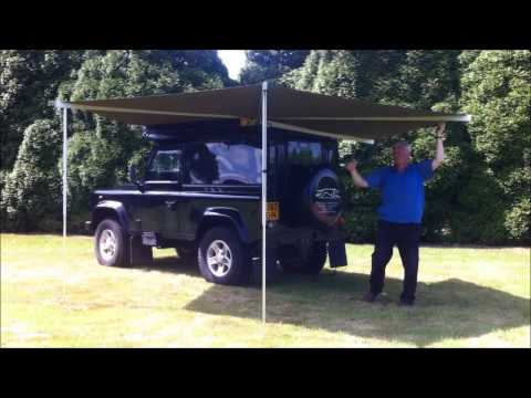 APB Trading Ltd - Eezi-Awn Vehicle 'Bat' Awning