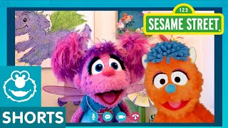 Sesame Street: Practicing Social Distancing with Abby and Rudy