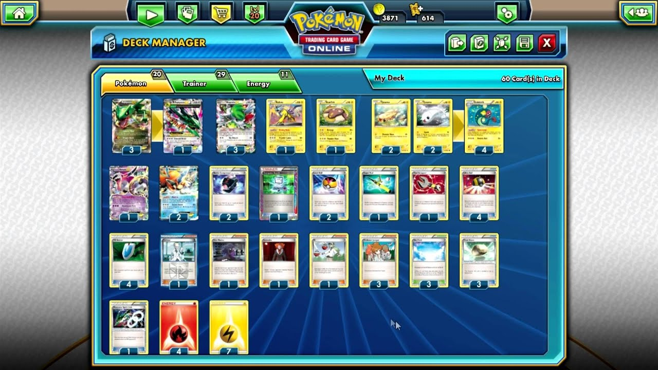 how to build the best pokemon deck