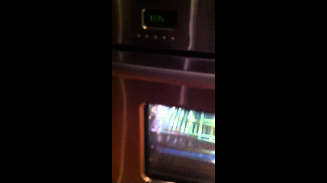 Fisher and Paykel oven light won't turn off