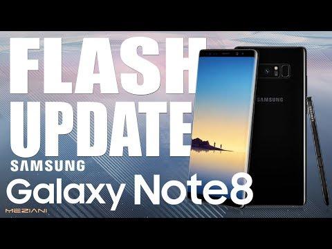 Samsung Galaxy Note 8 Firmware SM-N950U (Stock ROM Flash