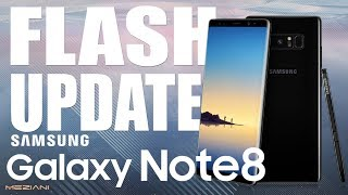 How to Flash, Update SAMSUNG GALAXY NOTE 8