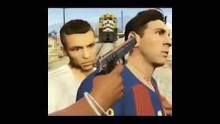 When you act as Cristiano Ronaldo in GTA. Sorry Messi fans... 😂🐐