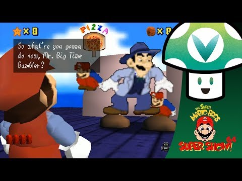 Vinesauce Vinny Super Mario Bros Super Show 64 Super Youtube