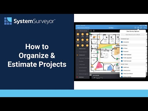How to Organize & Estimate Projects: Layering and Budget Estimator