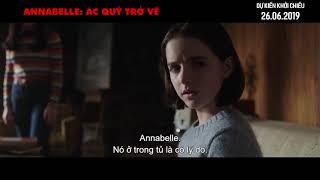 ANNABELLE: TRỞ VỀ | TRAILER | KHỞI CHIẾU 26.06.2019