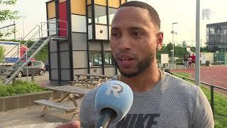 Chris Garia getransformeerd van honkballer naar veelbelovende sprinter: 'Ik ga voor het wereldrec...