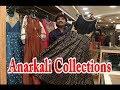 Designer Anarkali Collections / Floor Length Anarkali Suits / Diwali Latest Collections