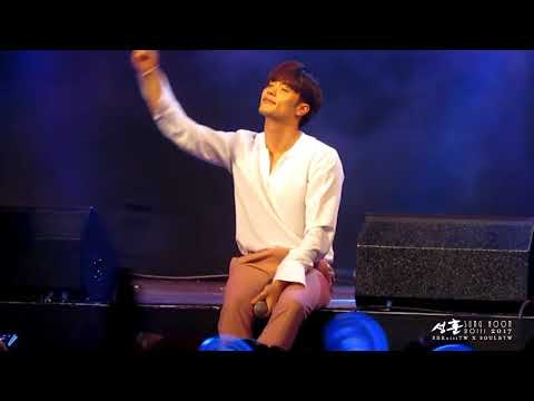 [SOULB] 2017-08-11 成勛 / 성훈 / SungHoon FANMEETING IN TAIWAN【5】