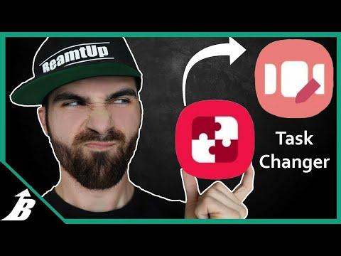Good Lock 2019 Tutorial: Task Changer