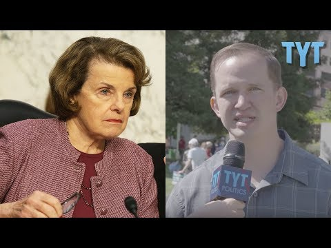 Dianne Feinstein Challenged By PROUD Democratic Socialist