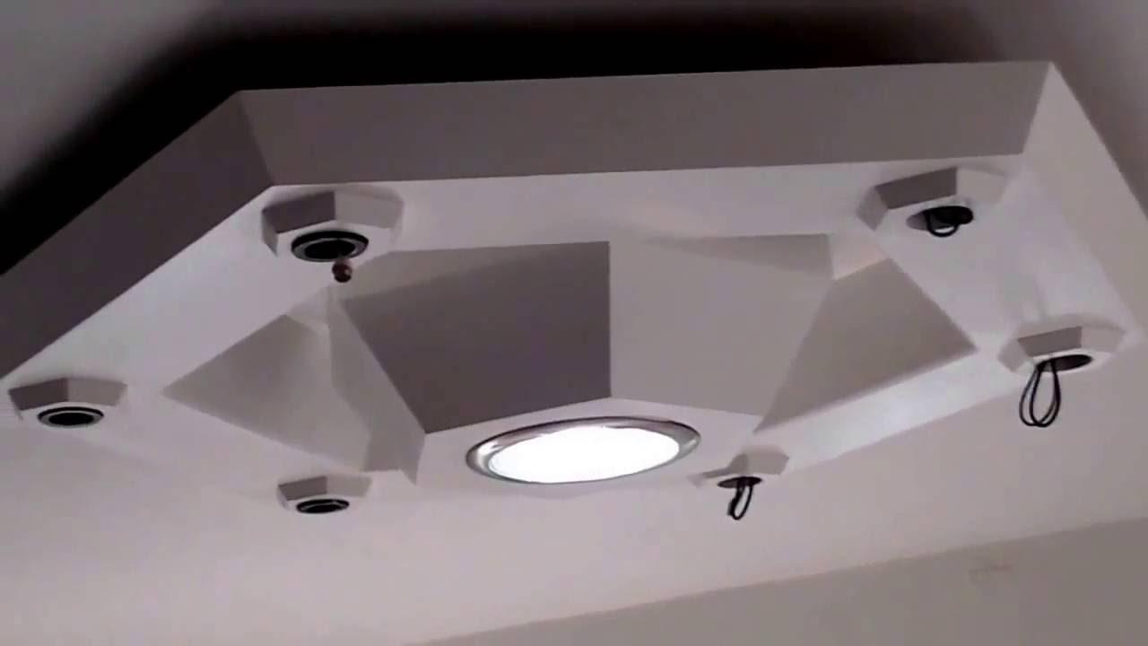 L mparas modernas de techos lamparas cielo raso - Lamparas techo modernas ...