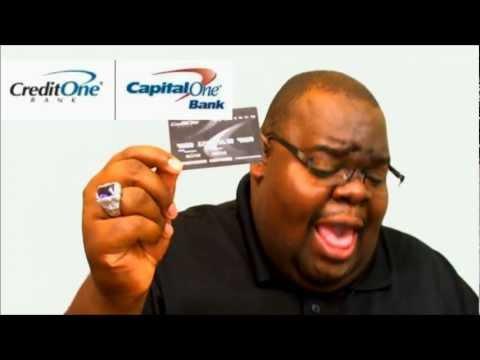 SCAM: Credit One Bank Visa Platinum