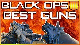 BEST GUN IN BLACK OPS 4! (Best Gun in BO4 Early On)