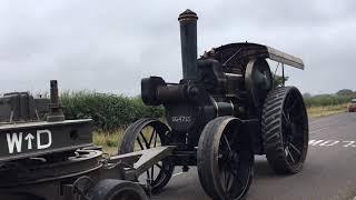 Great Dorset Steam Fair  - WW1 homecoming
