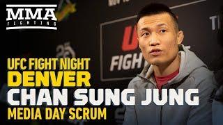 UFC Denver: 'Korean Zombie' Wants Rebooking of Frankie Edgar Fight After Yair Rodriguez