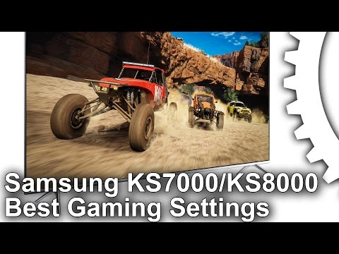 Samsung Ks7000 Ks8000 Best Tv Settings Guide Ps4 Pro Xbox One Ps4 Pc