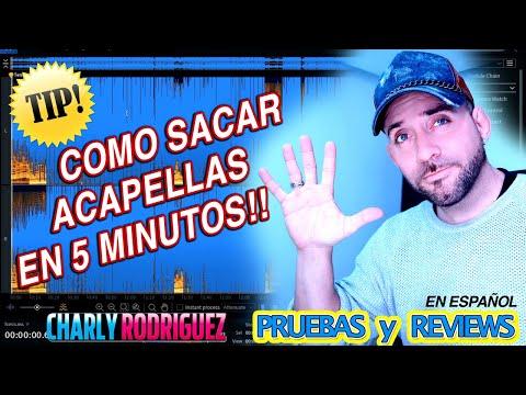 COMO SACAR ACAPELLAS EN 5 MINUTOS (Pruebas Y Reviews)