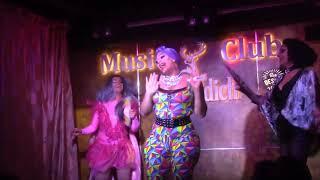 Drag Suicide Talula Bonet & Mama De La Smallah & Zohar Knowles Werk 127 Desire Bar Tel Aviv 4 2 20
