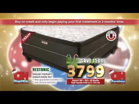 OK Furniture Christmas Deals 26 November