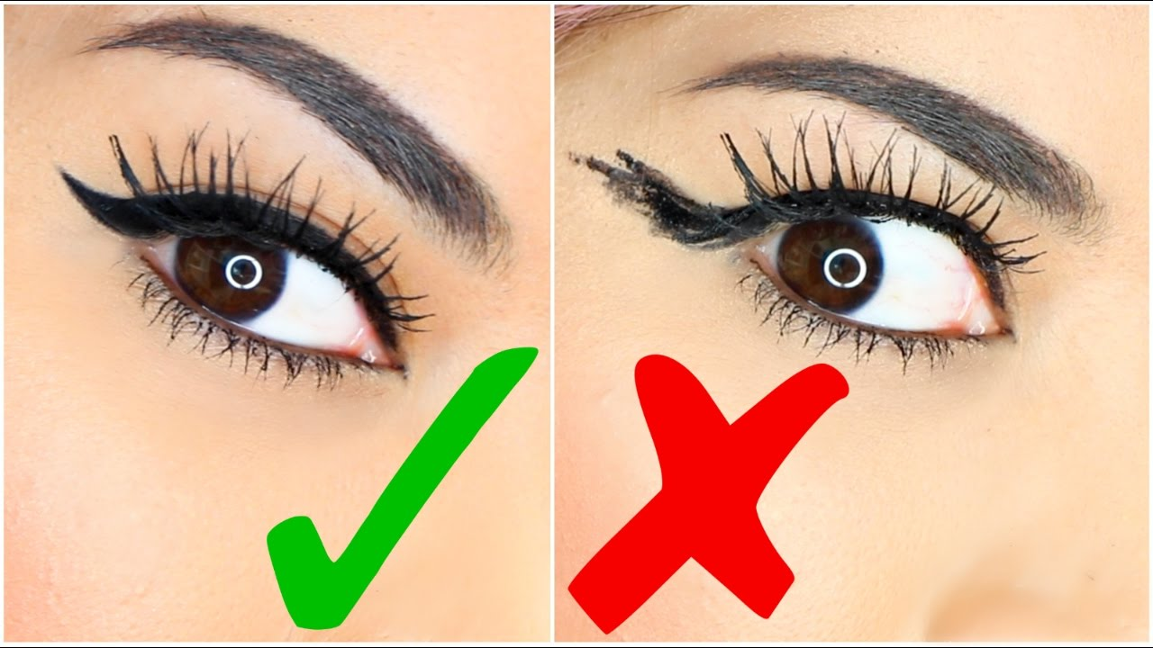 Top eyeliner tips to help you get that perfect wing 12