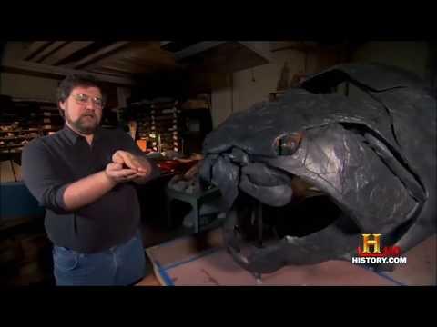 Sea monsters: Megalodon vs Dunkleosteus [Short version, Full HD]
