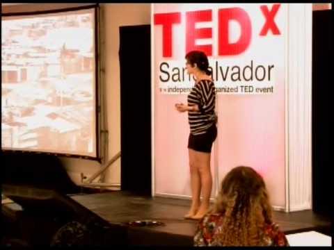 La responsabilidad individual por una mejor educación para todos: Irene Arellano en TEDxSanSalvador