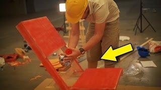 Einen Stuhl Bauen - Für Unter 20 Euro!