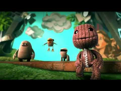 LittleBigPlanet 3 - Трейлер (PS4)