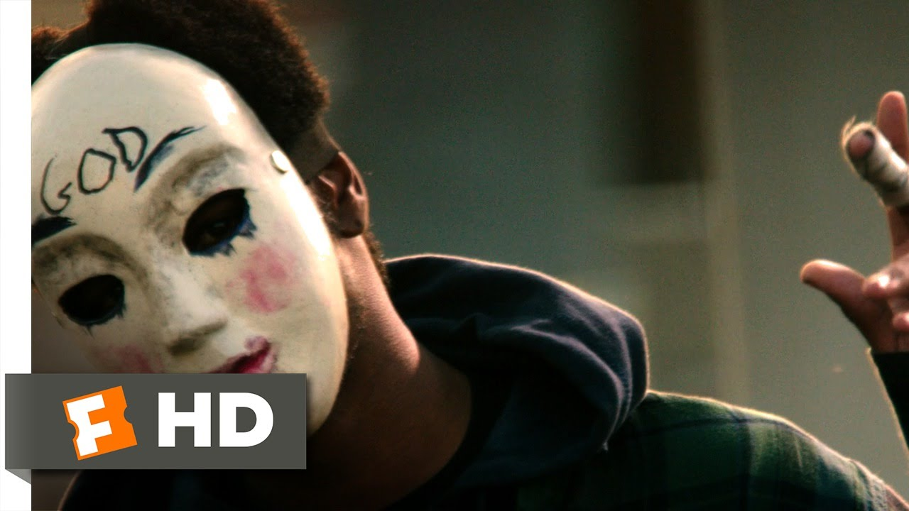 The Purge Anarchy 1 10 Movie Clip Face Of 2017 Hd You