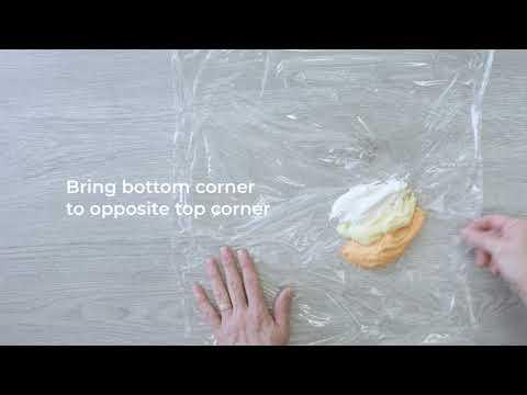 Swirled Frosting