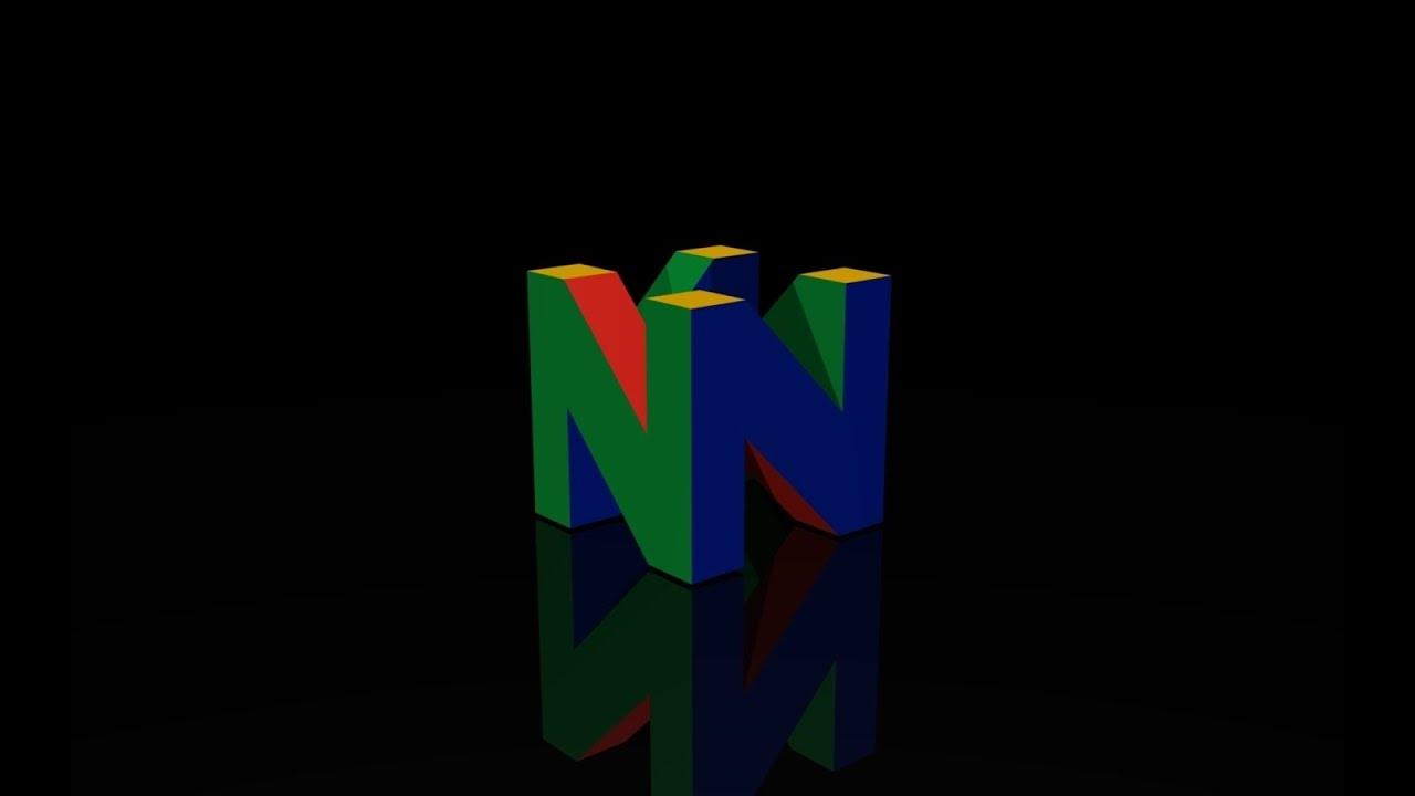 n64 logo hd wallpaper - HD1440×900
