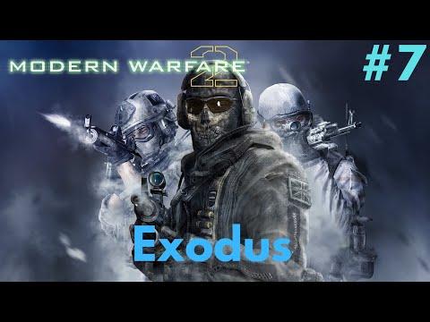 call-of-duty-modern-warfare-2-pc-gameplay-walkthrough-#7---exodus