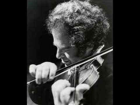 Itzhak Perlman Tango