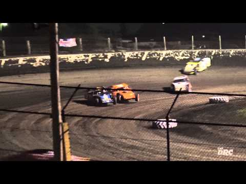 Fairbury American Legion Speedway | 9.5.15 | 3rd Annual Casey's AMS Modified Nationals | Heat 2