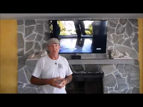 Tips for TV Installation Over a Fireplace