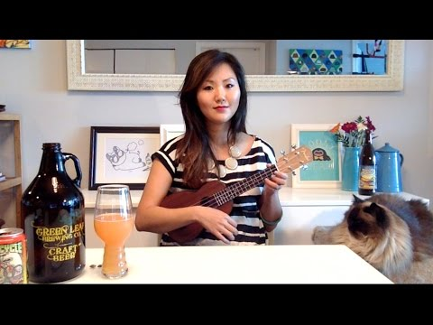 My version of Jesse Stewart's version of COLD BEER on the ukulele