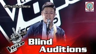 The Voice Teens Philippines Blind Audition: Jem Macatuno - Mahirap Magmahal Ng Syota  Ng Iba