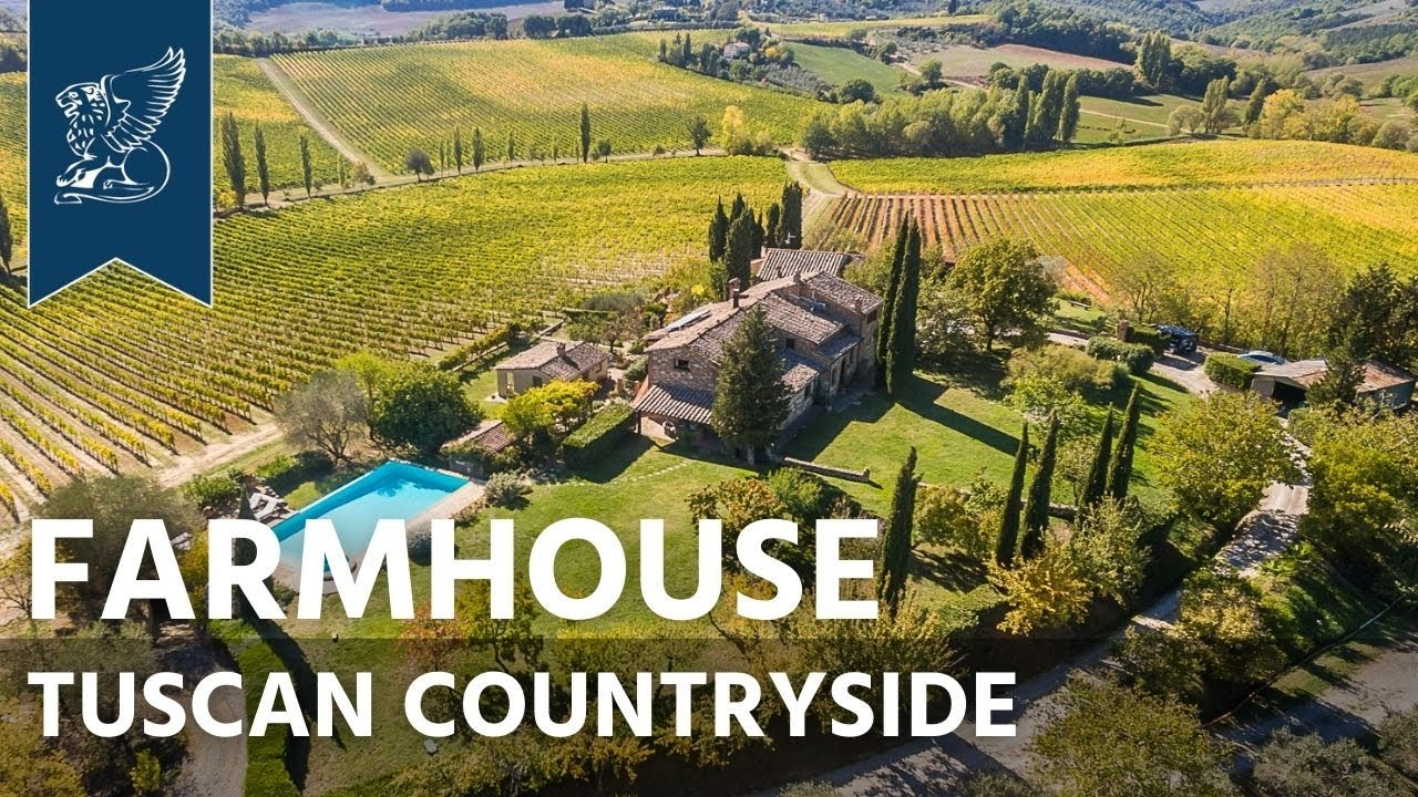 Gorgeous Tuscan farmhouse for sale in Montepulciano | Siena, Italy - Ref   3453