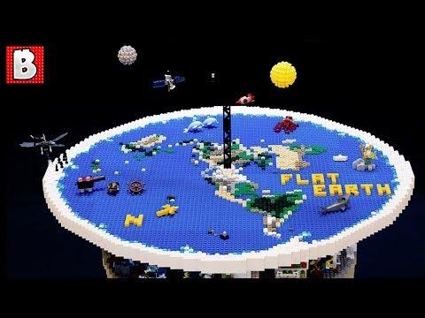 Flat Earth LEGO is Here!? TOP 10 MOCs thumbnail