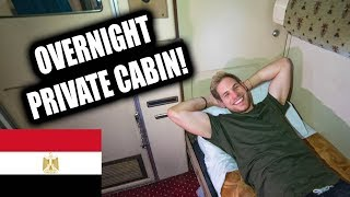 EGYPT OVERNIGHT TRAIN! Cairo to Luxor (Not what we expected!)