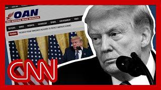 OAN: Trump's favorite news channel you've never heard of