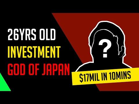 26 Years Old Japanese Investment Genius (Takashi Kotegawa AKA BNF)