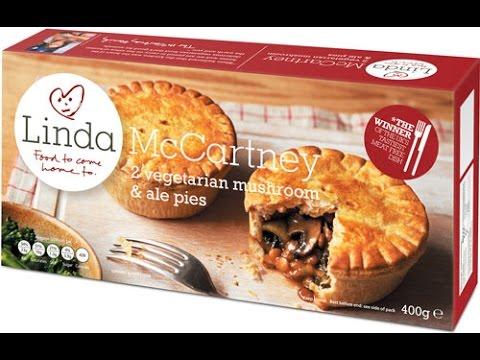 Linda McCartney VEGAN Mushroom & Ale Pies! {FOOD REVIEW ...