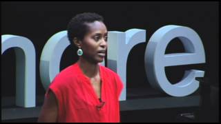 TEDxSwarthmore - Stephanie Nyombayire - Fighting Poverty, Wars, and Famines