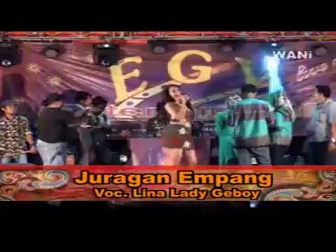 Juragan Empang  - Lina Geboy